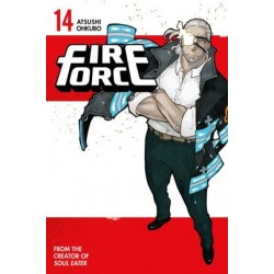 Fire Force V14