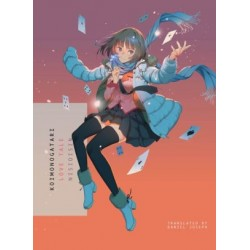 Koimonogatari Novel Love Tale
