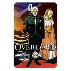 Overlord Manga V09