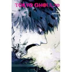 Tokyo Ghoul:re V09