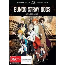 Bungo Stray Dogs Season 1...