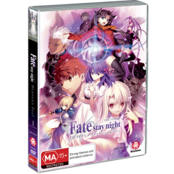 Fate/stay Night Movie Heaven's...
