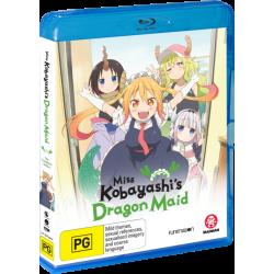 Miss Kobayashi's Dragon Maid...