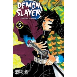 Demon Slayer V05 Kimetsu No Yaiba