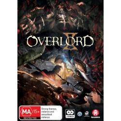 Overlord Season 2 DVD