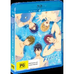 Free! Season 1 DVD/Blu-ray Combo