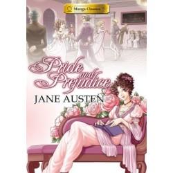 Pride & Prejudice Manga Classics