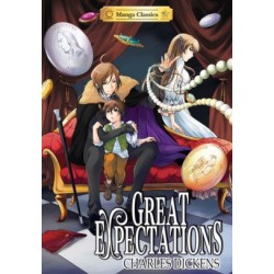 Great Expectations Manga Classics