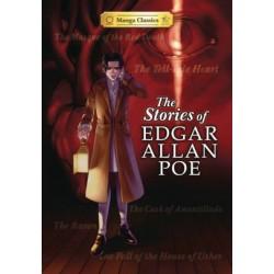 Stories of Edgar Allen Poe Manga...
