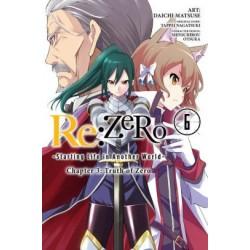 Re:Zero CH03 V06 Truth of Zero Manga