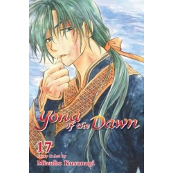 Yona of the Dawn V17