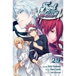 Food Wars! V29