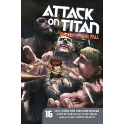 Attack on Titan Before the Fall V16