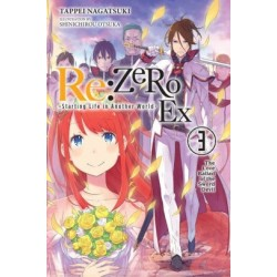Re:Zero Ex Novel V03 The Love...