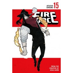 Fire Force V15
