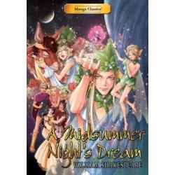Midsummer Night's Dream Manga...