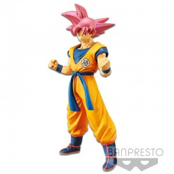 DBS SSG Son Goku Movie Figure