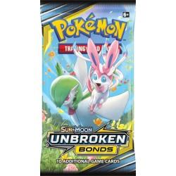 Pokemon Unbroken Bonds Booster