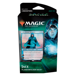 MTG War of the Spark Jace Theme...