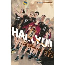 Haikyu!! V32