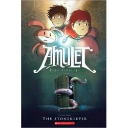 Amulet V01 The Stonekeeper