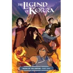 Legend of Korra Ruins of the...