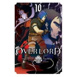 Overlord Manga V10