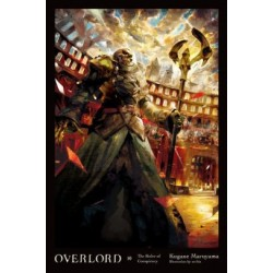 Overlord Novel V10 The Ruler of...