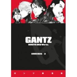 Gantz Omnibus V03