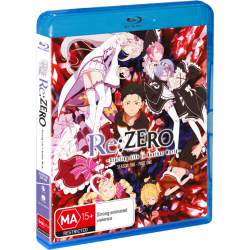 Re:Zero Part 1 Blu-ray