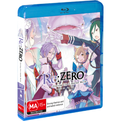 Re:Zero Part 2 Blu-ray