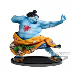 One Piece BWFC Jinbe Banpresto...