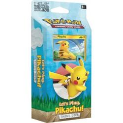 Pokemon Let's Play Pikachu Theme...