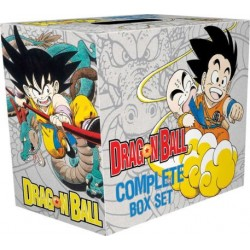 Dragon Ball Manga Box Set V01-V16