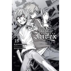 Certain Magical Index Novel V19