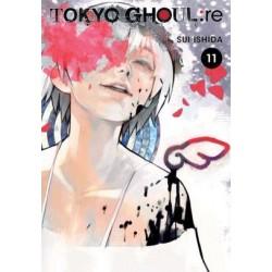 Tokyo Ghoul:Re V11
