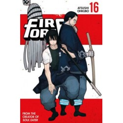 Fire Force V16