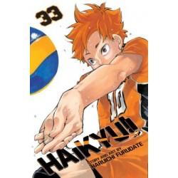 Haikyu!! V33