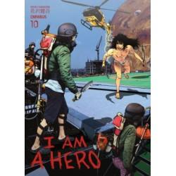 I am a Hero Omnibus V10