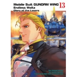 Mobile Suit Gundam Wing V13