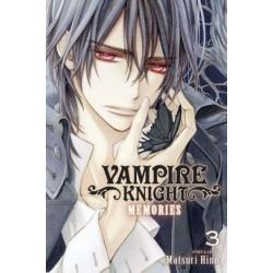 Vampire Knight Memories V03