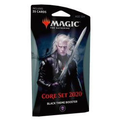 MTG Core Set 2020 Black Theme...