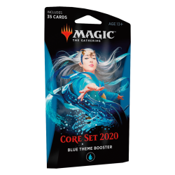 MTG Core Set 2020 Blue Theme Booster