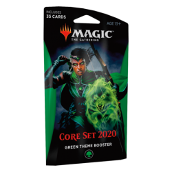 MTG Core Set 2020 Green Theme...