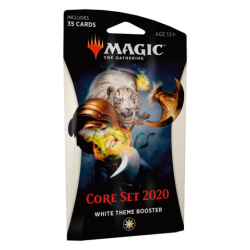 MTG Core Set 2020 White Theme...