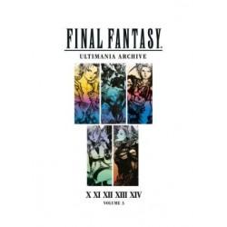 Final Fantasy Ultimania Archive V03