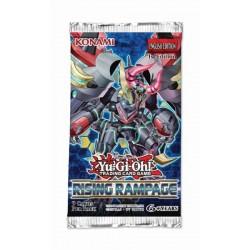 Yu-Gi-Oh Rising Rampage Booster