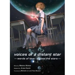Voices of a Distant Star Novel...