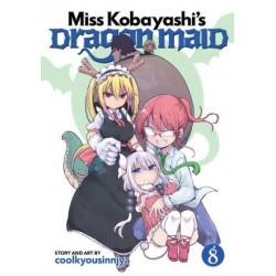 Miss Kobayashi's Dragon Maid V08