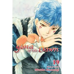 Yona of the Dawn V19